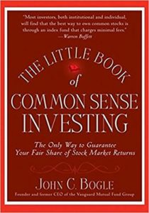 The Little Book of Common Sense Investing, Cover