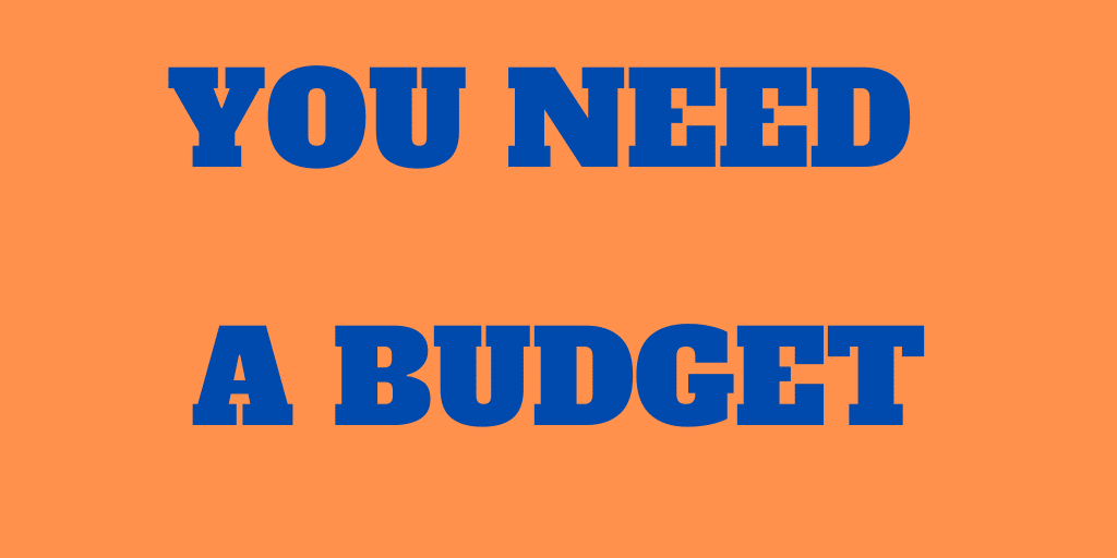 You Need a Budget - How to Budget