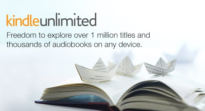 Get Kindle Ebooks cheaper by renting them on Kindle Unlimited