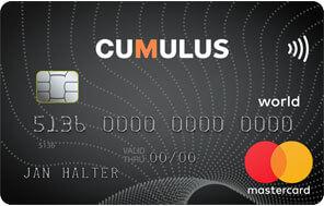 Cumulus MasterCard Credit Card
