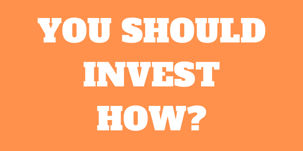The basics of investing – Why do we need to invest?