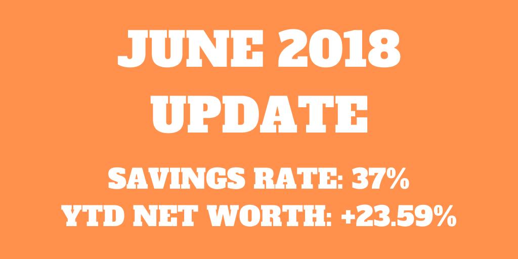 June 2018 Update