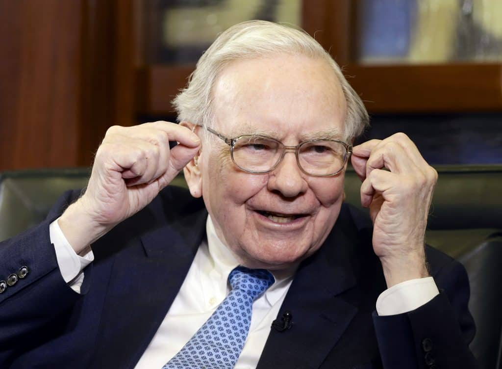 Warren Buffett in 2014