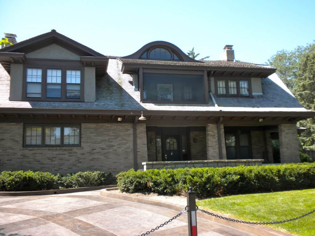 Warren Buffett's house in Omaha