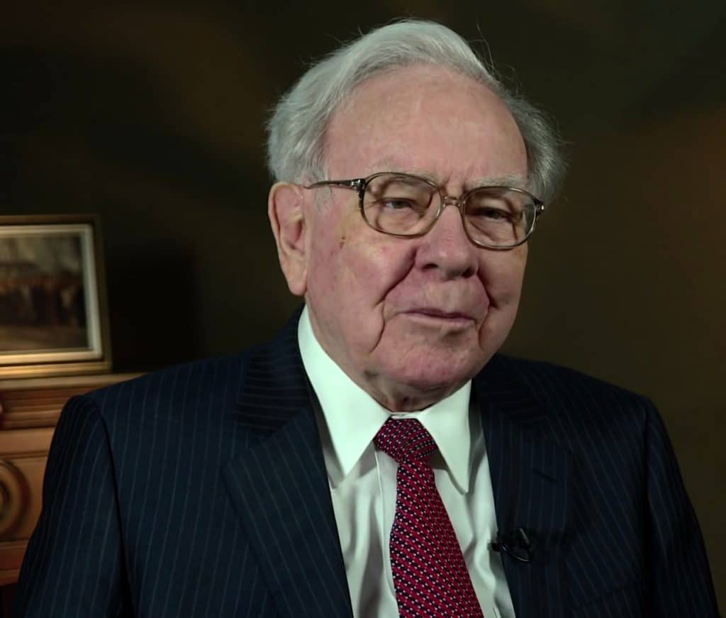 Warren Buffett in 2015