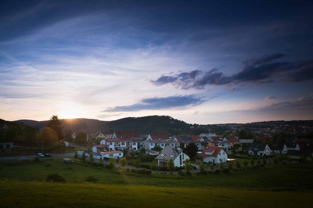 Nice village view
