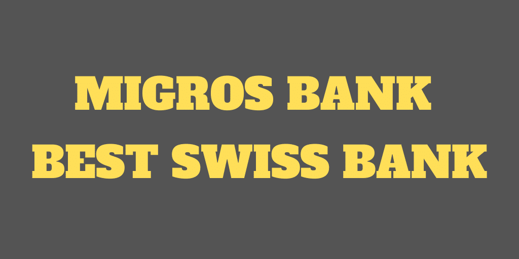 PostFinance Increasing Fees - Migros the Best Swiss Bank?
