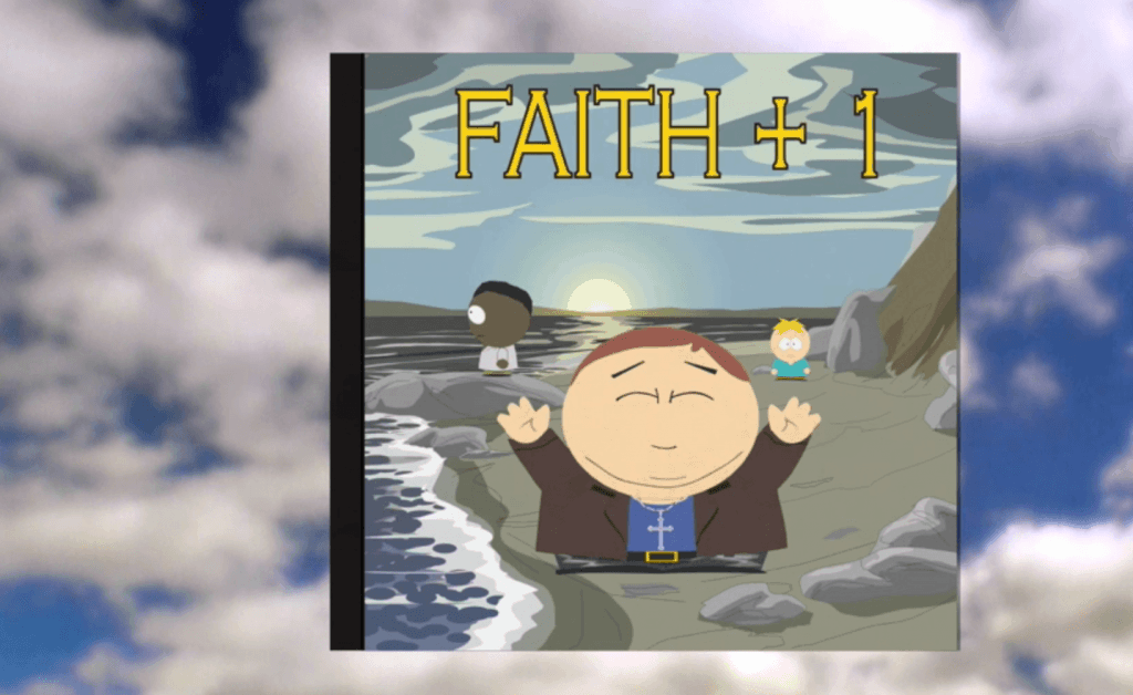 Christian Rock Hard - South Park