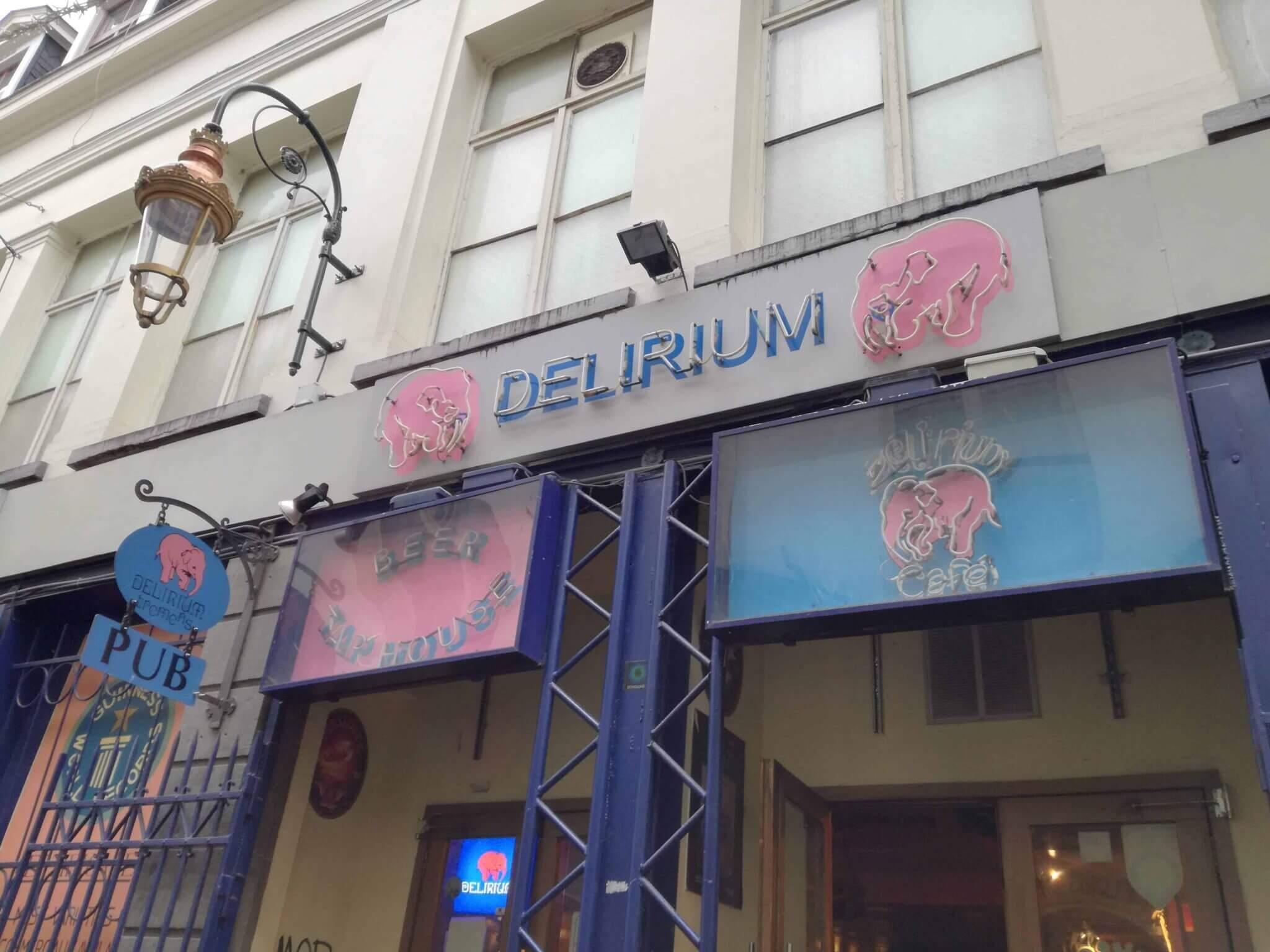 Delirium Tremens Pub
