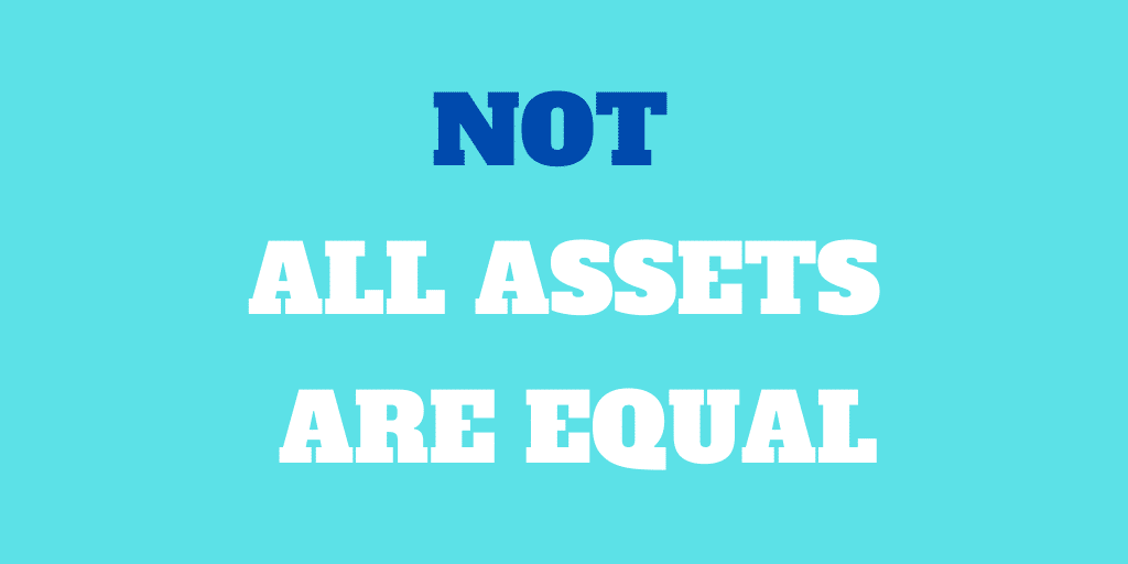 Not All Assets are Created Equal - Introducing the FI Net Worth