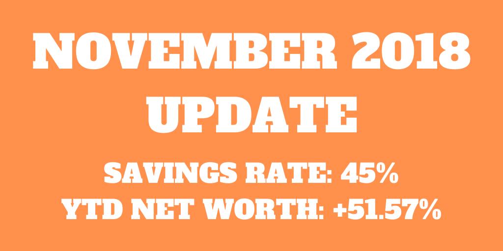 November 2018 Update