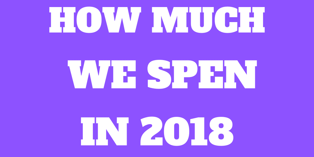 How Much We Spent in 2018 - Detailed Expenses Report