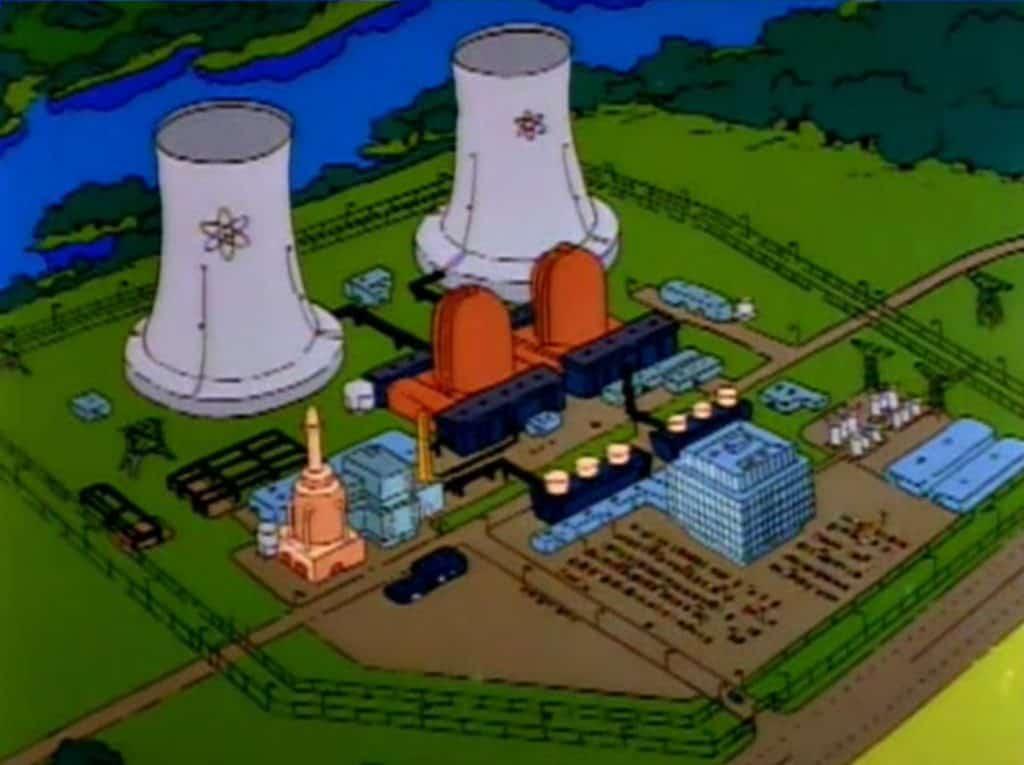 The Simspons - Burns Verkaufen der Kraftwerk