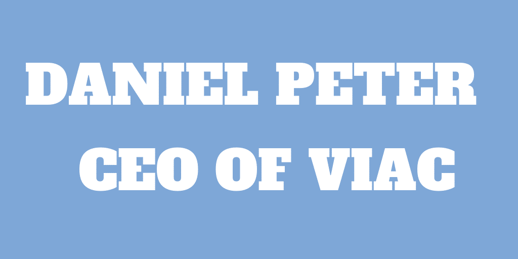 Interview of Daniel Peter, CEO of VIAC