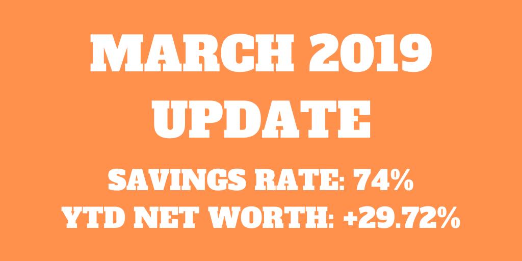 March 2019 Update