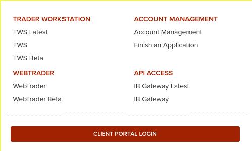 Configuring Your Account | Interactive Brokers Australia Pty. Ltd.