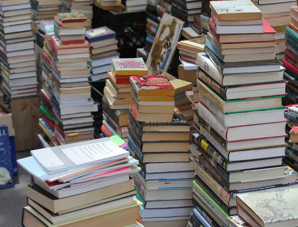 Tidy all your books at once