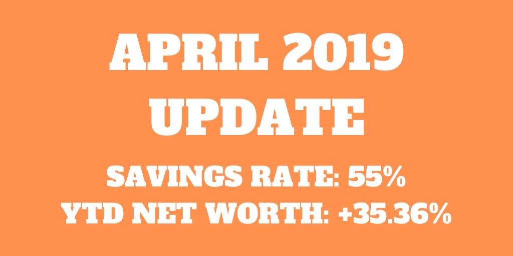 April 2019 Update