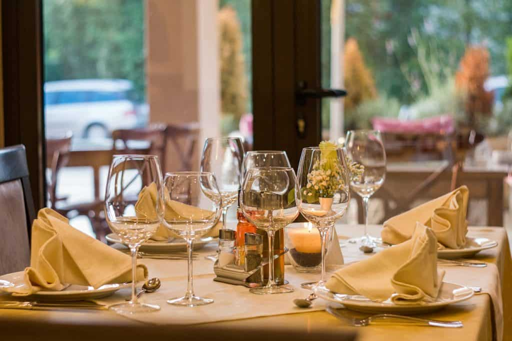 Dining out is very expensive in Switzerland