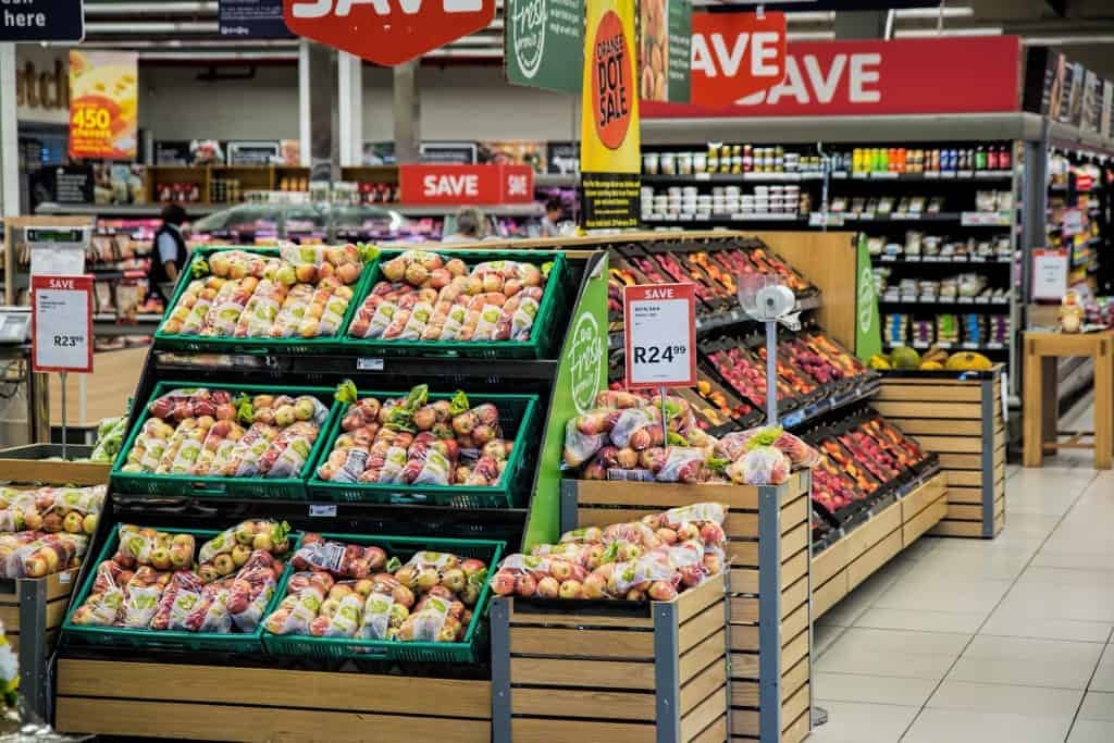 Groceries are not as expensive as people think in Switzerland