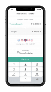 International Transfer with N26