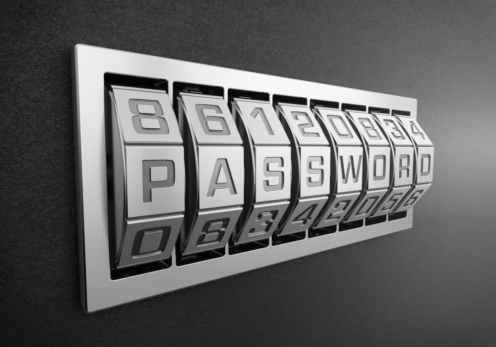 Use a long password to secure your Online Personal Finances