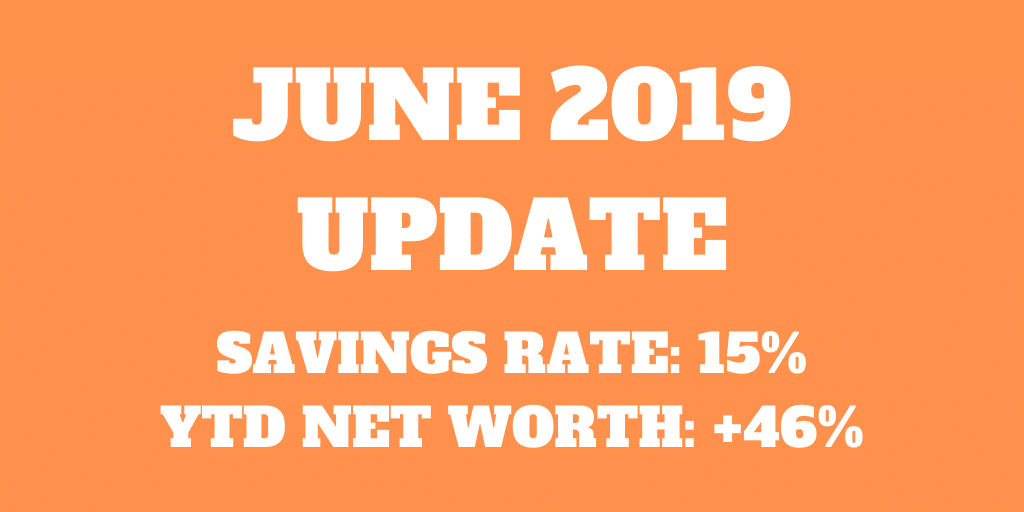 June 2019 – Holidays, Taxes and Insurances!