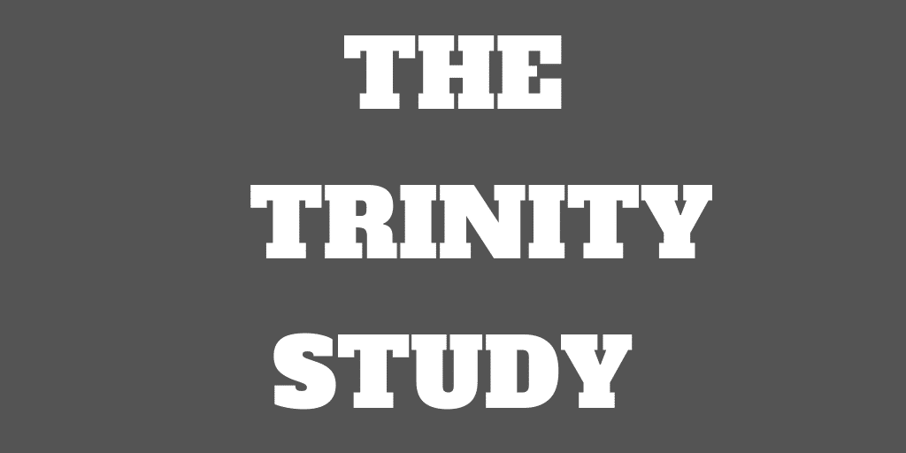All you need to know about the Trinity Study