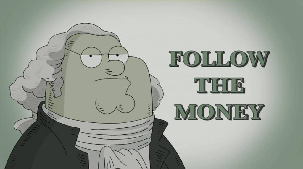 Family Guy - Follow The Money