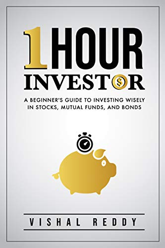 One Hour Investor Book Cover