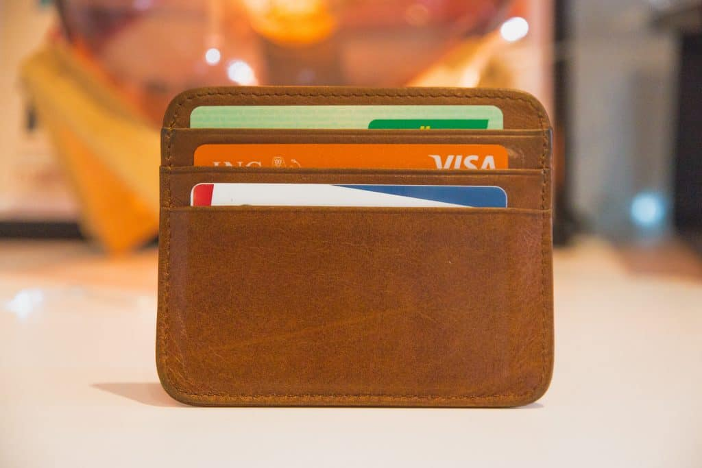 Many people carry credit card debt