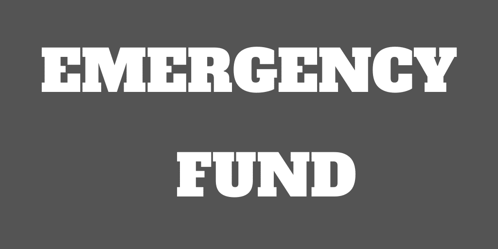 Emergency Fund – Do you Really Need One in 2020?