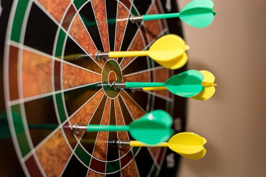 With the Efficient Market Hypothesis, throwing darts is as efficient to predict the market as value investing