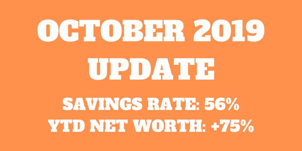 October 2019 Update