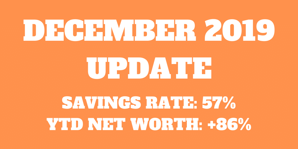 December 2019 Update