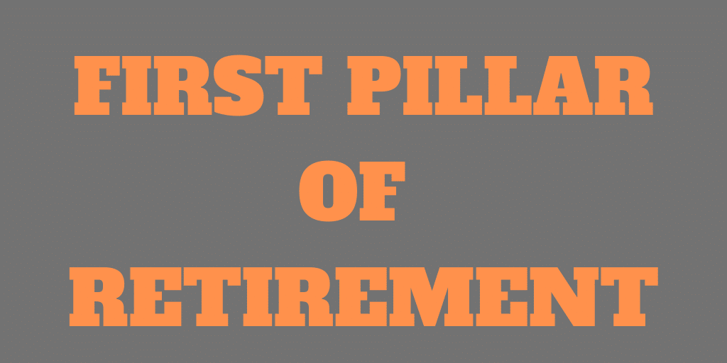 All you need to know about The First Pillar to retire in Switzerland