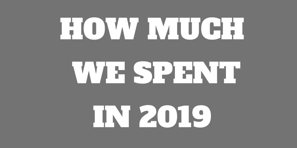 How Much We Spent in 2019 – Detailed Expenses Report