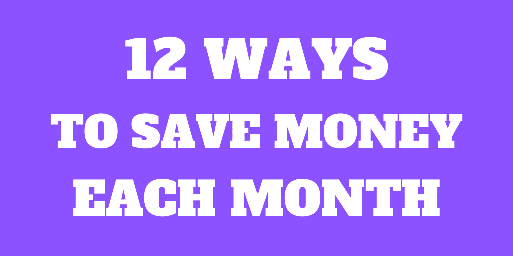 12 Ways to Save Money Each Month in Switzerland