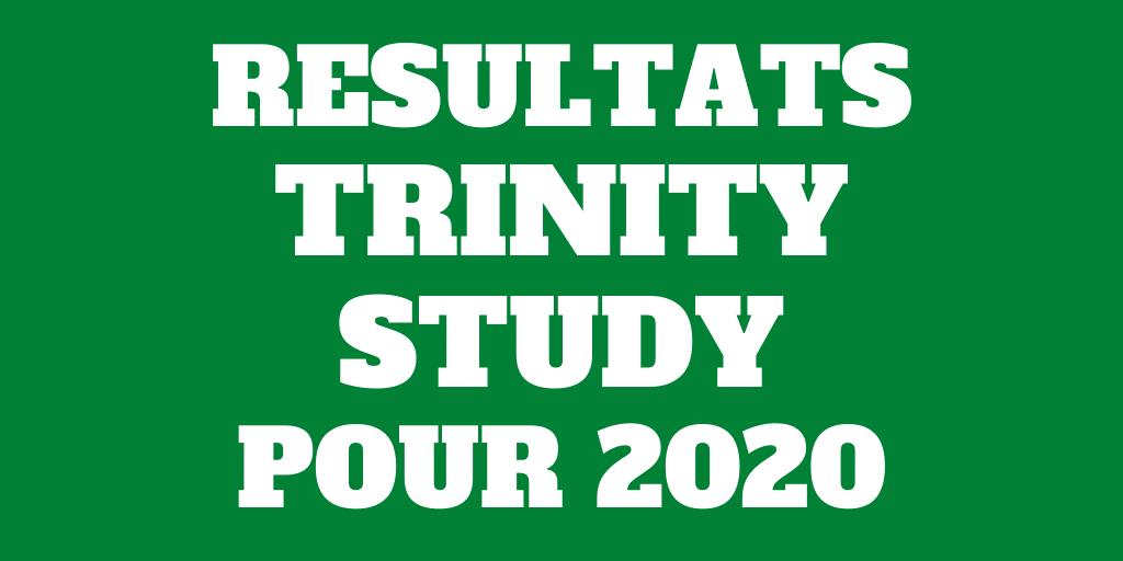 Résultats de la Trinity Study pour 2020 - Règle des 4%