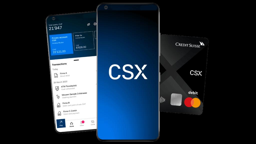 Compte CSX (Source: Credit Suisse)