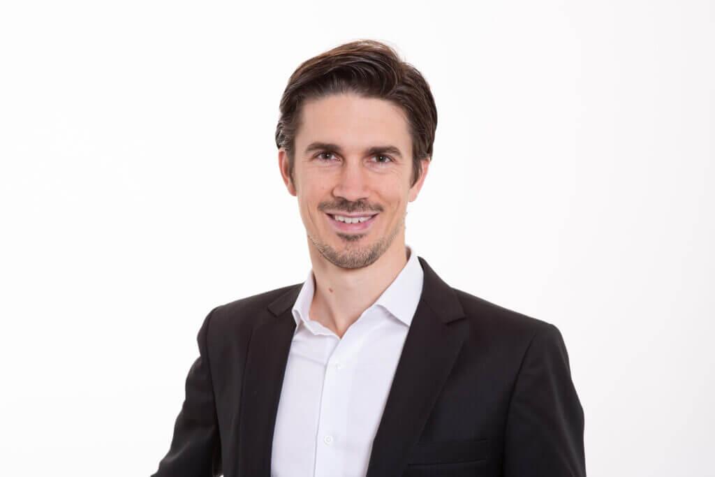 Finpension CEO, Beat Bühlmann