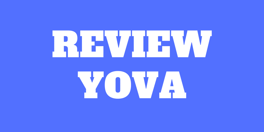 Review de Yova 2021 - Investissement d'impact