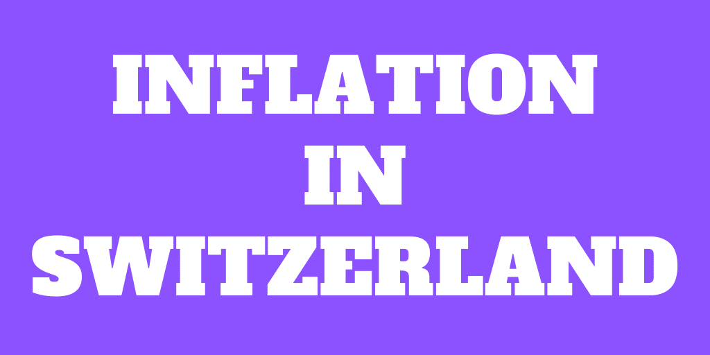 Is inflation in Switzerland really that low?