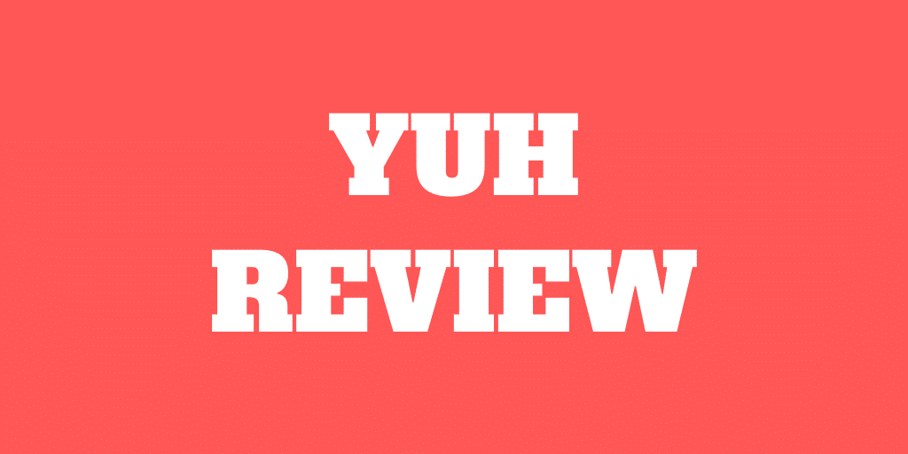 Yuh Review 2021 A new mobile banking service