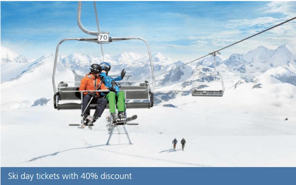 Ski Pass moins cher avec Raiffeisen MemberPlus