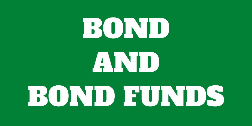 How do bonds and bond funds work?