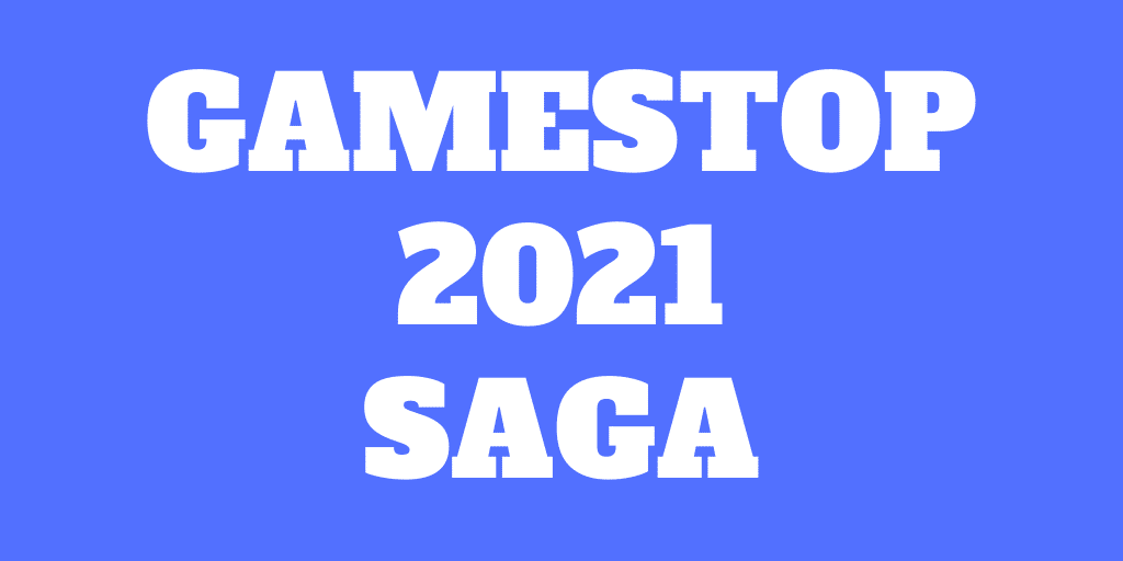 What happened to GameStop in 2021?